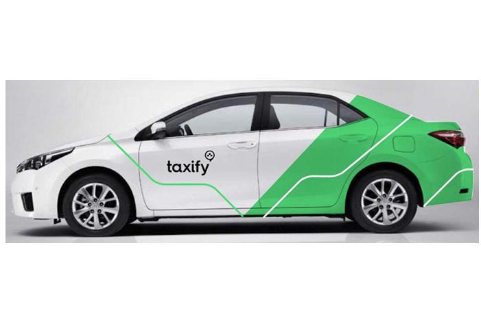 машина таксифай